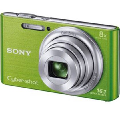 Sony DSCW730 16MP 8x Zoom Compact Digital Camera