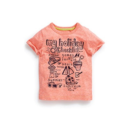 Holiday Checklist T-shirt