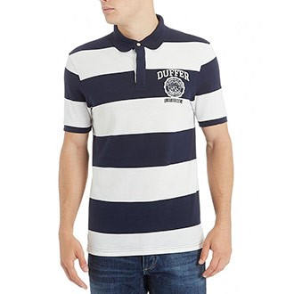 Duffer of St George Roundhay Polo Shirt, JD Sports, £30