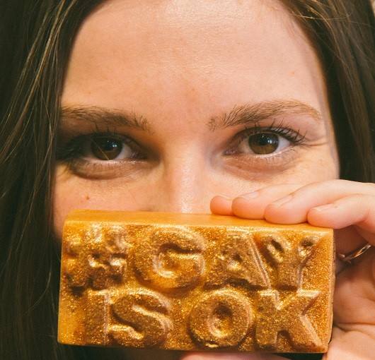Lush Raising 250k for LGBT Human Rights