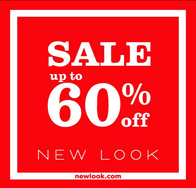 New Look Sale