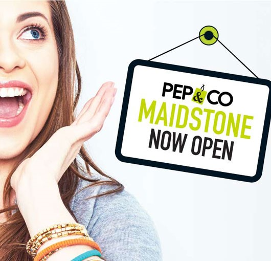 PEP&CO Maidstone now open