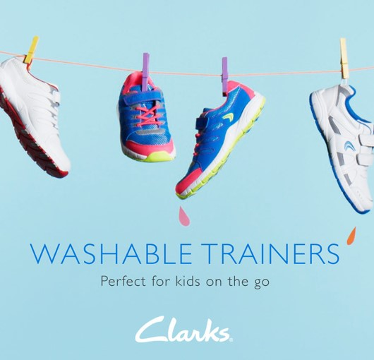 Washable Trainers