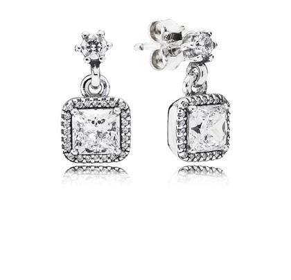 Timeless Elegance Drop Studs