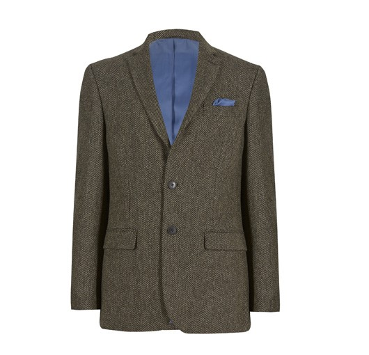M&S Collection Wool Blend Tailored Fit