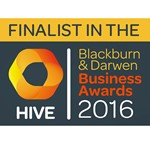 We are finalists of the Hive Awards 2016