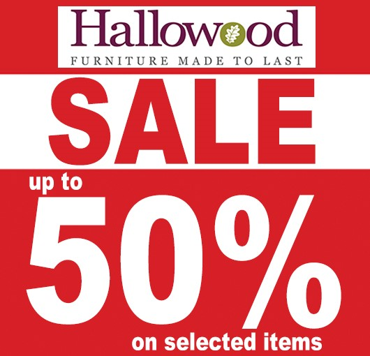 Hallowood - 50% Off on selected items