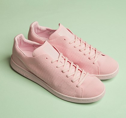 Stan Smith Prime Knit Pink