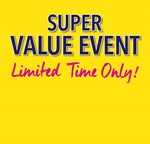 Super Value Event at The Fragrance Shop