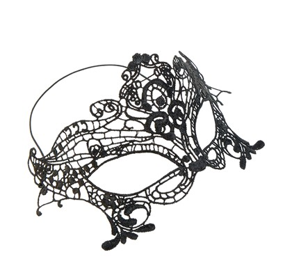 Cornellia Lace Mask