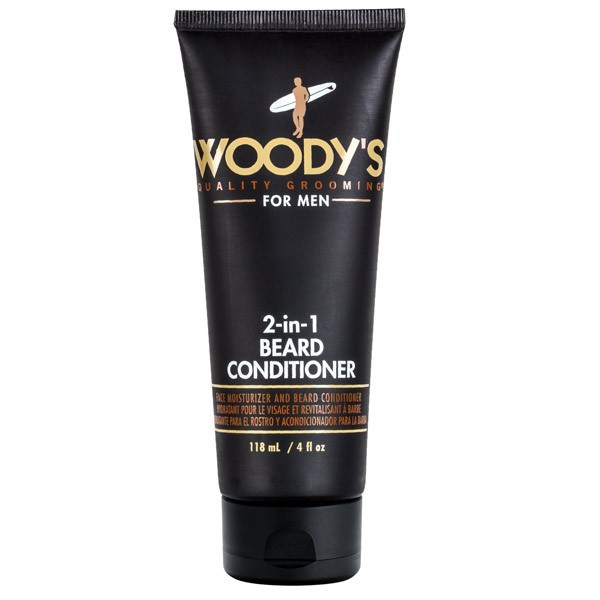 Woodys 2 in 1 Beard Conditioner