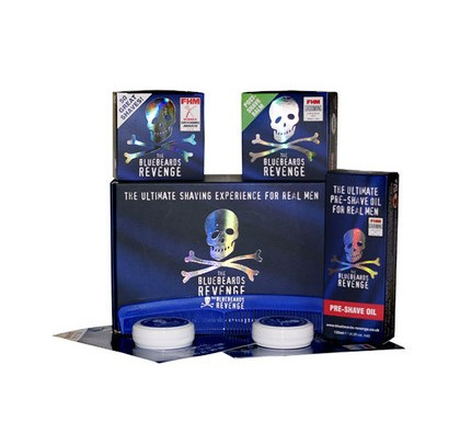 The Bluebeards Revenge Barber Grooming Set