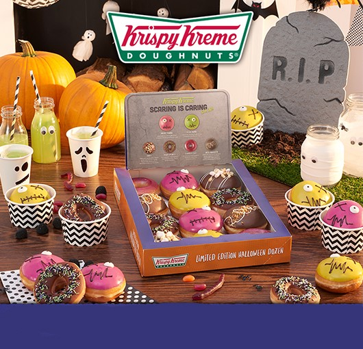 Curse of the doughnut zombies!