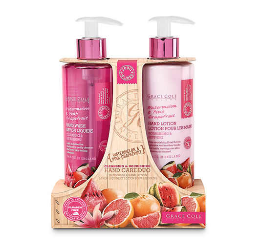 Grace Cole Cleansing & Nourishing Hand Care Duo
