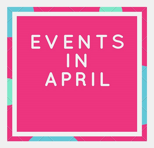 Events in April