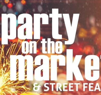 Party On The Market & Street Feast