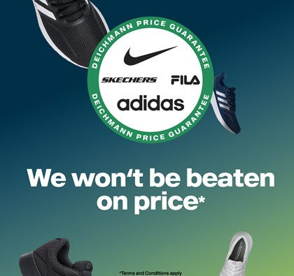 You won't find cheaper than Deichmann!