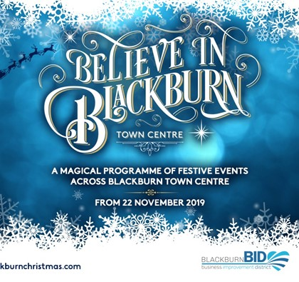 Believe in Blackburn!