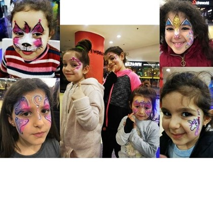 Half Term Kids activity at The Mall Wood Green