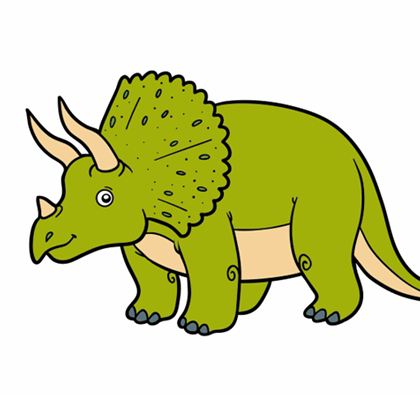 Dino Colouring Sheets
