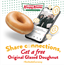 Bag a FREE Krispy Kreme #ConnectionAsCurrency